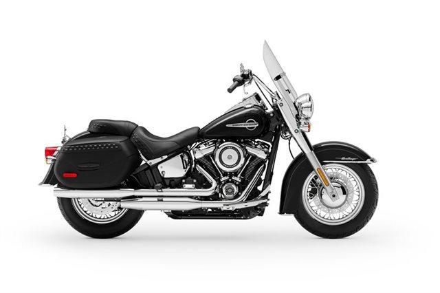 2020 Harley-Davidson Softail Heritage Classic at Mike Bruno's Bayou Country Harley-Davidson