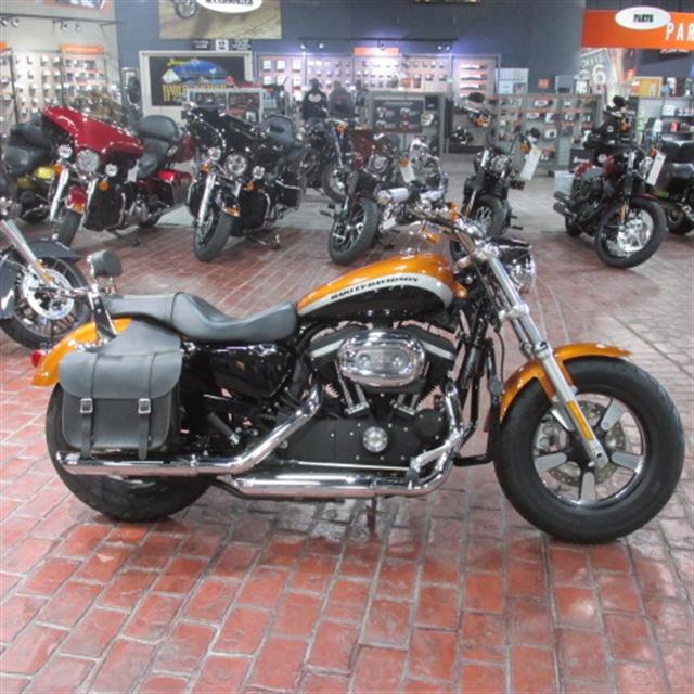 2014 Harley-Davidson Sportster 1200 Custom at Bumpus H-D of Memphis