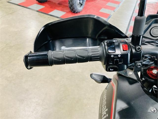 2018 Kawasaki Versys 650 ABS at Prairie Motor Sports