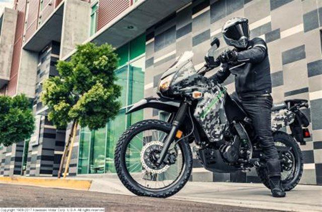 2017 Kawasaki KLR 650 at Kawasaki Yamaha of Reno, Reno, NV 89502