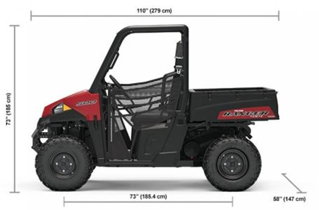 2019 Polaris Ranger 500 Base at Pete's Cycle Co., Severna Park, MD 21146