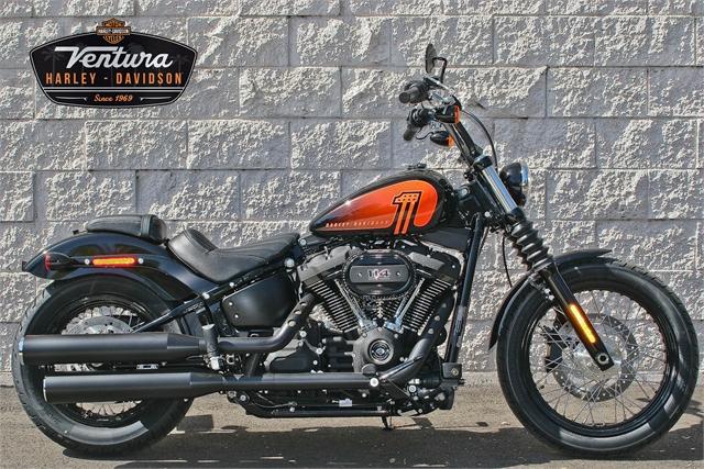 2021 HARLEY-ST FXBBS at Ventura Harley-Davidson