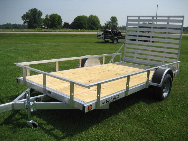 2019 Trophy 6.5 x 12 TI w/5' ramp at Fort Fremont Marine, Fremont, WI 54940
