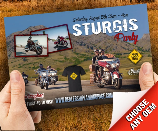 2018 Summer Sturgis Party Powersports at PSM Marketing - Peachtree City, GA 30269