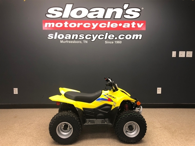 2021 Suzuki QuadSport Z50 at Sloans Motorcycle ATV, Murfreesboro, TN, 37129