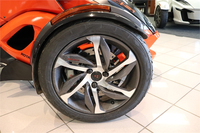 2014 Can-Am Spyder RS at Used Bikes Direct