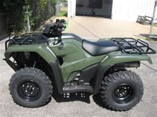 2019 Honda FourTrax Rancher 4X4 Automatic DCT EPS at Kent Powersports of Austin, Kyle, TX 78640