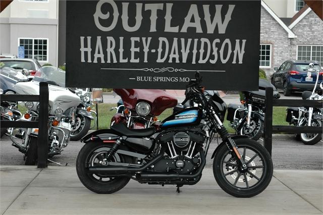 2019 Harley-Davidson Sportster Iron 1200 at Outlaw Harley-Davidson