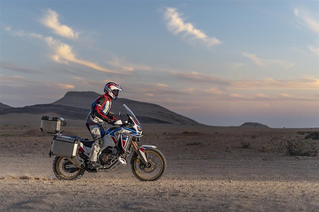 2020 Honda Africa Twin Adventure Sports ES DCT at Interstate Honda