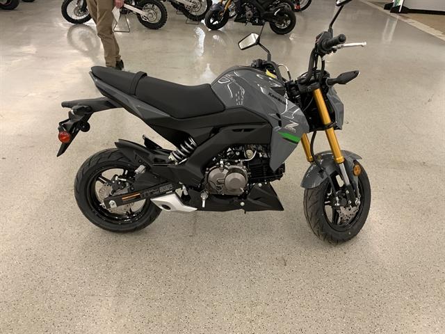 2020 Kawasaki Z125 PRO Base at Columbia Powersports Supercenter
