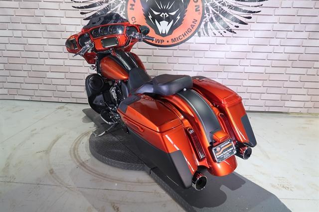 2018 Harley-Davidson Street Glide CVO Street Glide at Wolverine Harley-Davidson