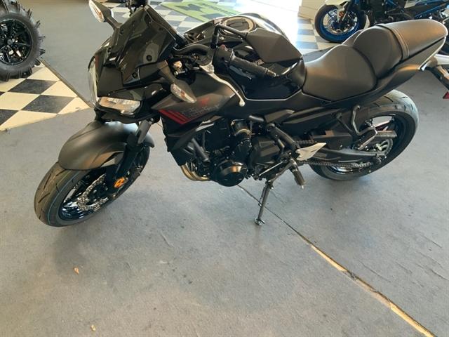 2020 Kawasaki Z650 Base at Jacksonville Powersports, Jacksonville, FL 32225