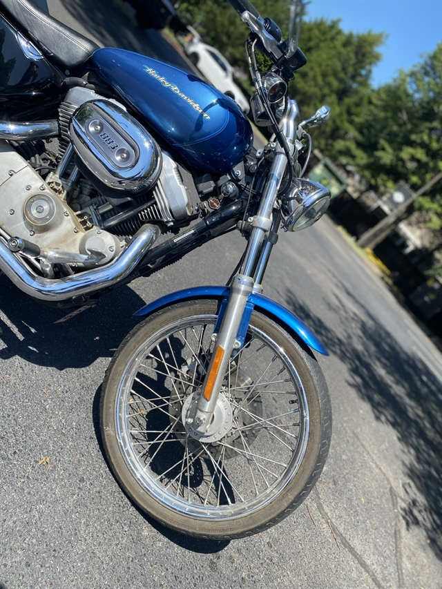 2005 Harley-Davidson Sportster 883 Custom at Southside Harley-Davidson