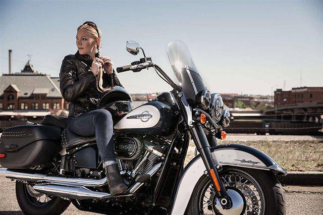2019 Harley-Davidson Softail Heritage Classic at Deluxe Harley Davidson