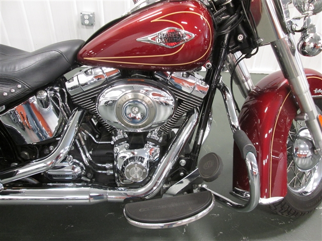2009 Harley-Davidson Softail Heritage Softail Classic at Hunter's Moon Harley-Davidson®, Lafayette, IN 47905