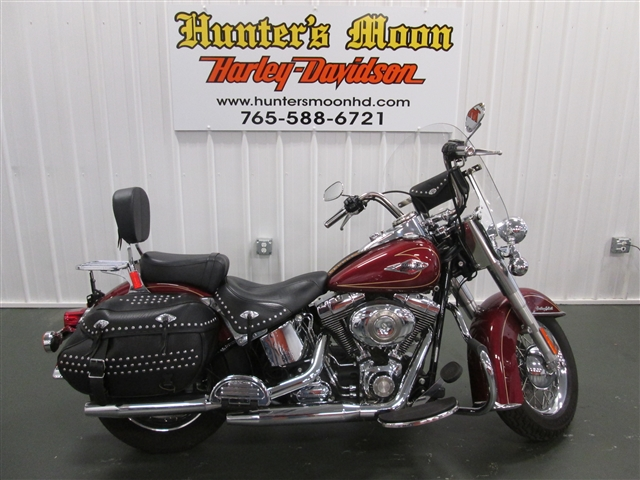 2009 Harley-Davidson Softail Heritage Softail Classic at Hunter's Moon Harley-Davidson®, Lafayette, IN 47905
