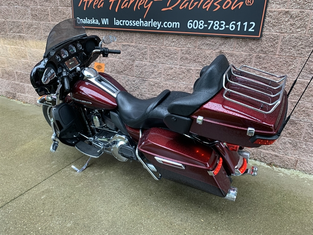 2014 Harley-Davidson Electra Glide Limited Ultra Limited at La Crosse Area Harley-Davidson, Onalaska, WI 54650