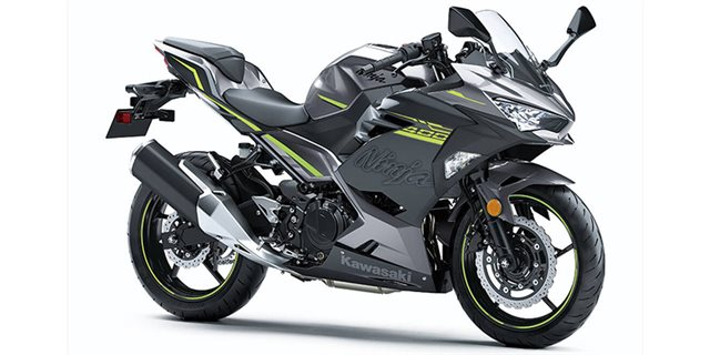 2021 Kawasaki Ninja 400 ABS at Kawasaki Yamaha of Reno, Reno, NV 89502