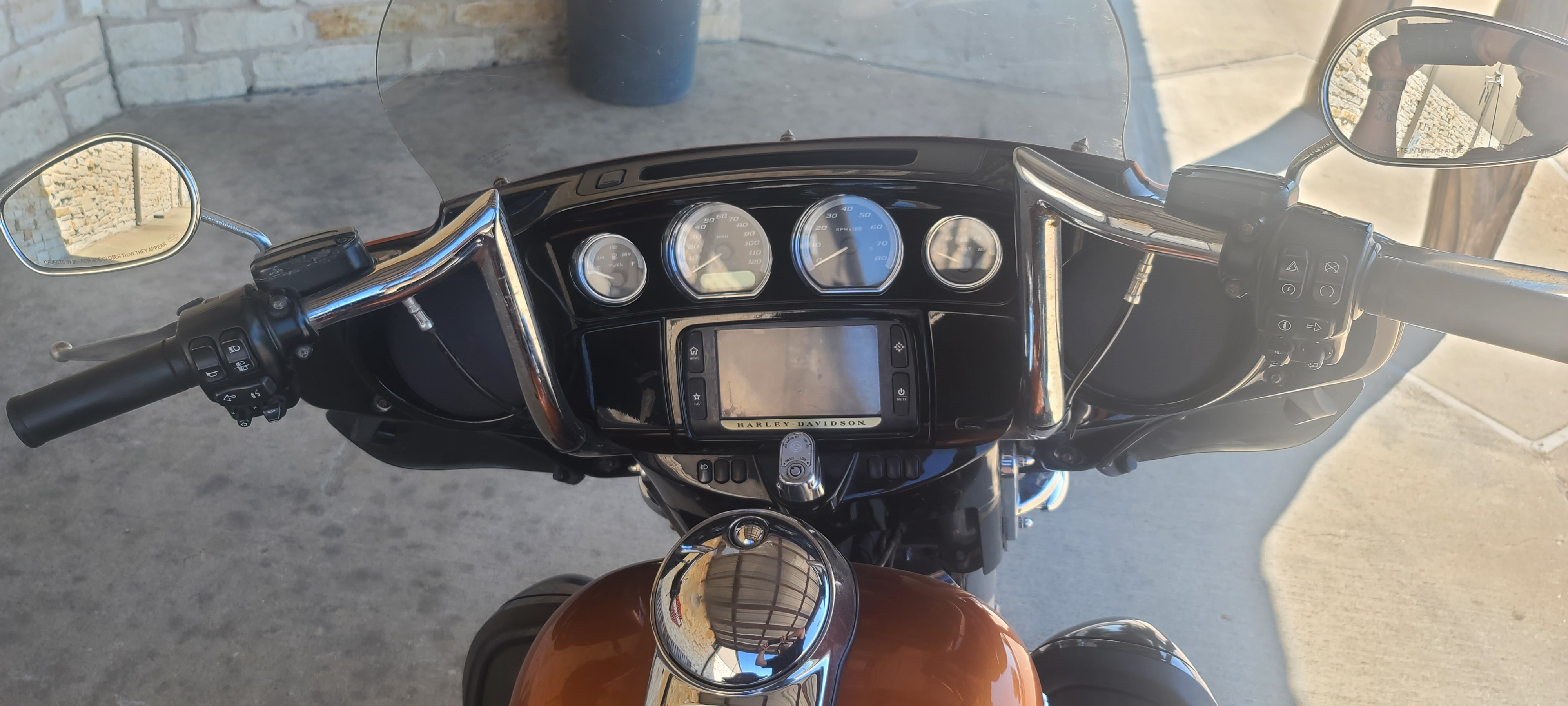 2015 Harley-Davidson FLHTKL at Harley-Davidson of Waco