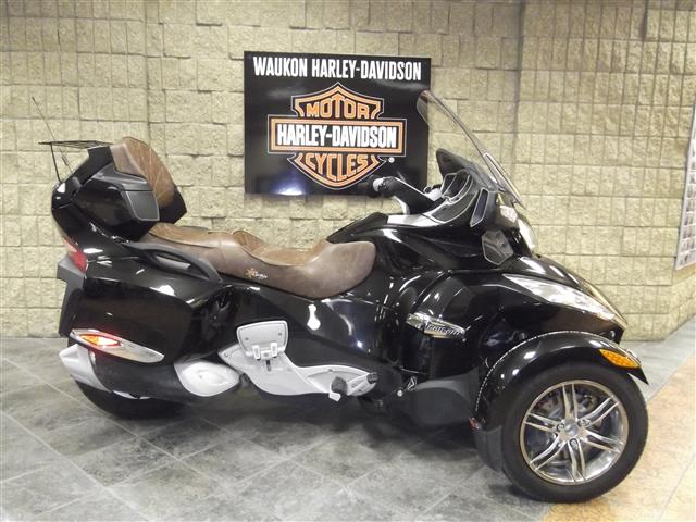 2010 Can-Am Spyder Roadster RT-S at Waukon Harley-Davidson, Waukon, IA 52172