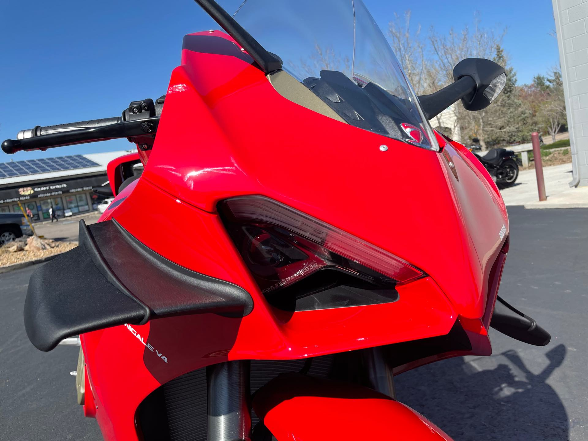 2021 Ducati Panigale V4 at Aces Motorcycles - Fort Collins