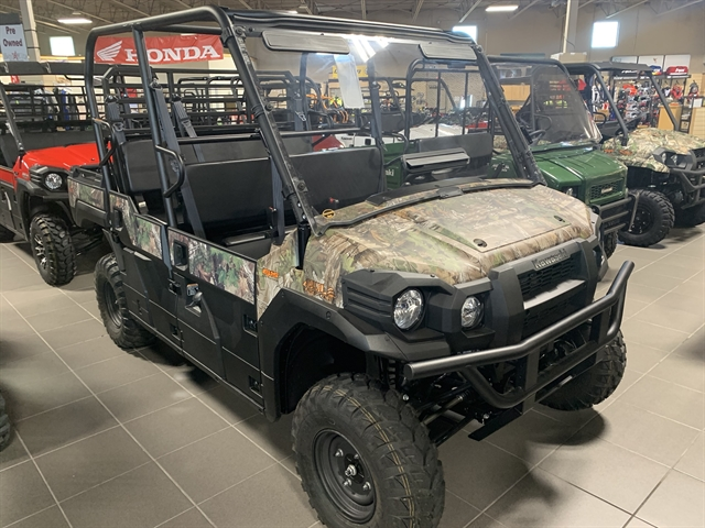2020 Kawasaki Mule Pro-FXT  EPS Camo EPS Camo at Star City Motor Sports