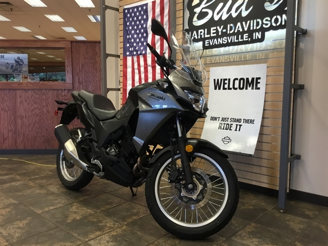 2017 Kawasaki Versys-X 300 ABS at Bud's Harley-Davidson