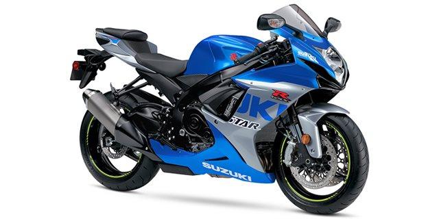 2021 Suzuki GSX-R 600 100th Anniversary Edition at ATVs and More