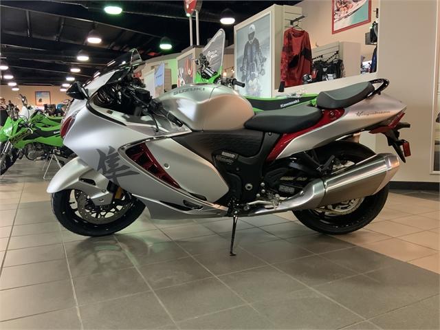 2022 Suzuki Hayabusa 1340 at Midland Powersports