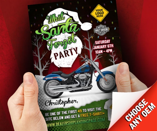 2018 Winter What Santa Forgot Powersports at PSM Marketing - Peachtree City, GA 30269