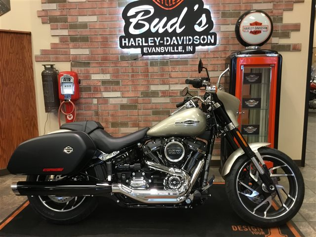 2018 Harley-Davidson Softail Sport Glide at Bud's Harley-Davidson, Evansville, IN 47715