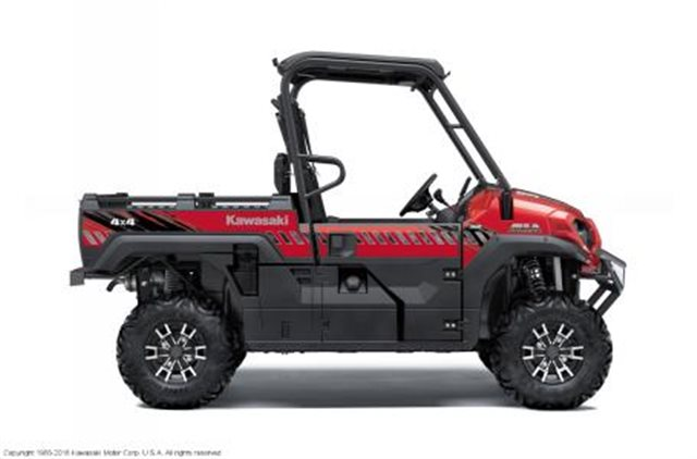 2018 Kawasaki Mule PRO-FXR Base at Pete's Cycle Co., Severna Park, MD 21146