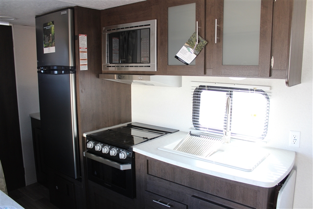 2019 Forest River Wildwood X-Lite 19DBXL Bunk Beds at Campers RV Center, Shreveport, LA 71129