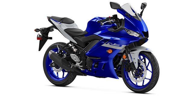 2020 Yamaha YZFR3ALL YZFR3ALL at Santa Fe Motor Sports
