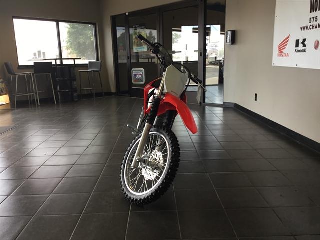 2020 Honda CRF 125F at Champion Motorsports