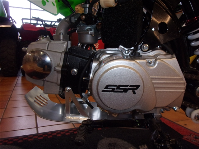 2018 SSR Motorsports SR110 DX at Bobby J's Yamaha, Albuquerque, NM 87110