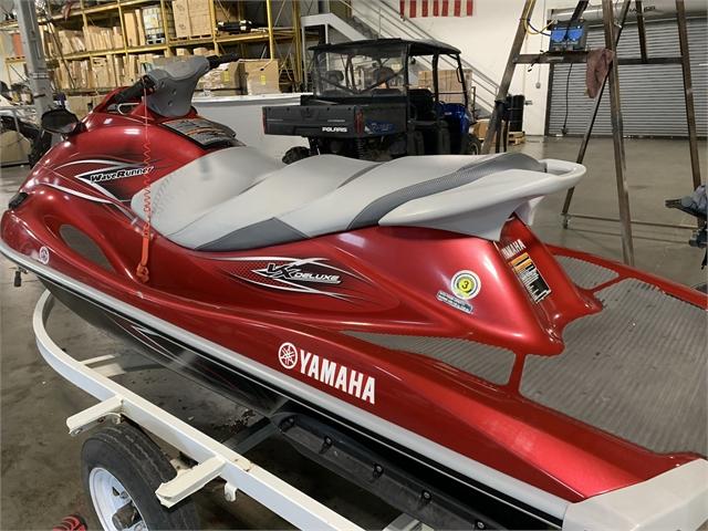 2013 Yamaha WaveRunner VX Deluxe at Star City Motor Sports