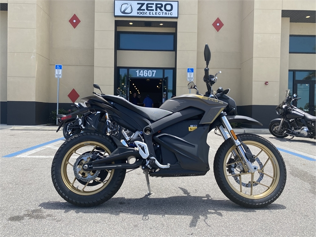2021 Zero DSR ZF144 at Fort Myers