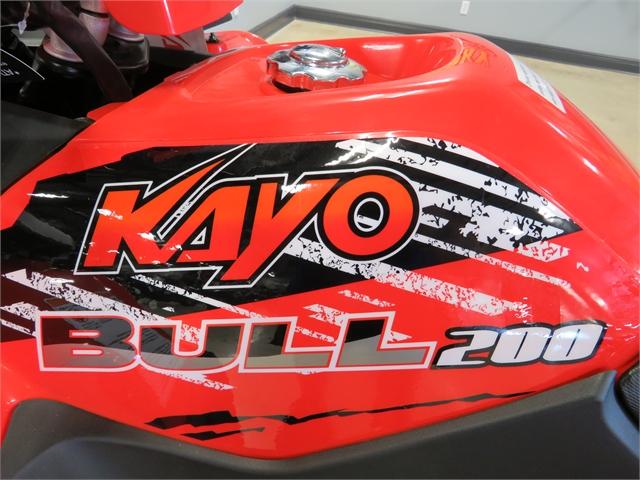 2021 Kayo BULL 200 at Sky Powersports Port Richey