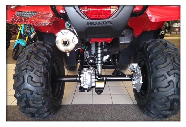 2021 Honda FourTrax Foreman 4x4 at Bay Cycle Sales