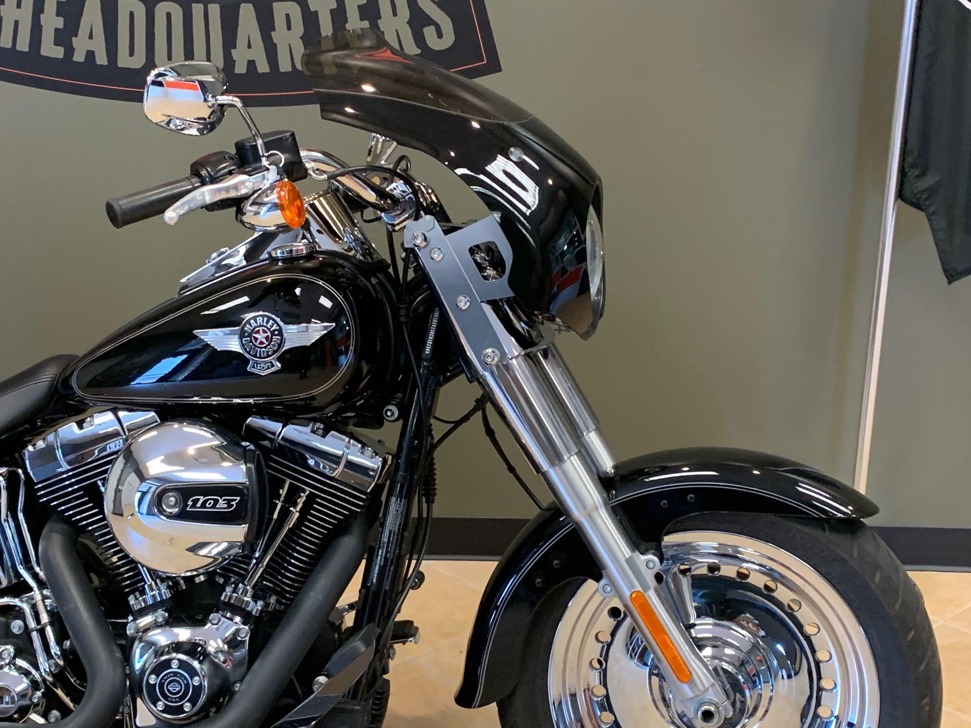 2016 Harley-Davidson Softail Fat Boy at Loess Hills Harley-Davidson