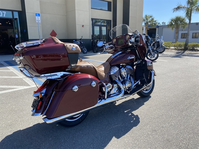 2020 Indian Roadmaster Base at Fort Myers