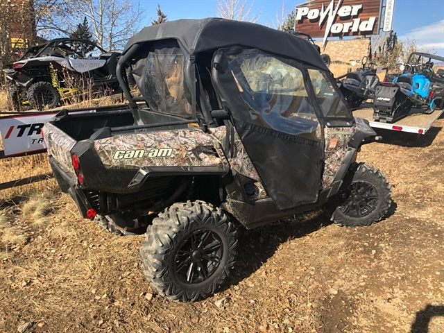 2013 Can-Am™ Commander 1000 XT at Power World Sports, Granby, CO 80446