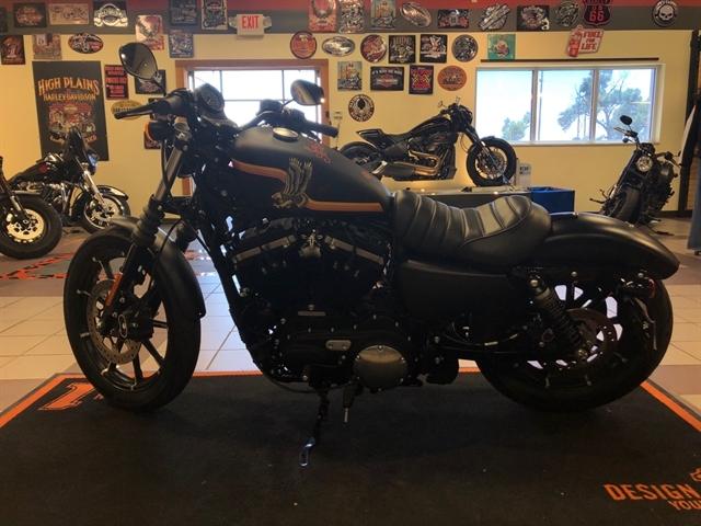 2017 Harley-Davidson Sportster Iron 883 at High Plains Harley-Davidson, Clovis, NM 88101