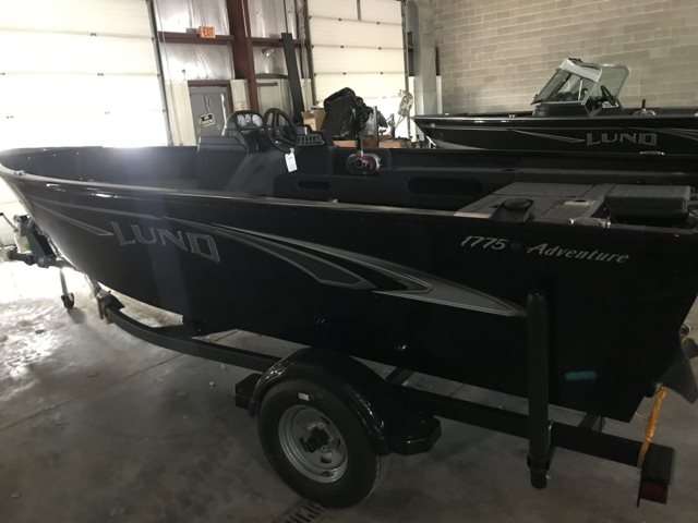 2019 Lund 1775 ADVENTURE SS W/ MERCURY 90 ELPT at Pharo Marine, Waunakee, WI 53597