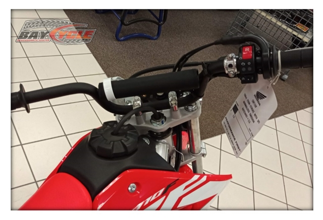 2020 Honda CRF110F 110F at Bay Cycle Sales