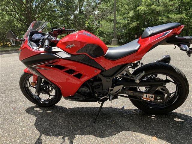 2016 Kawasaki Ninja 300 at Hampton Roads Harley-Davidson