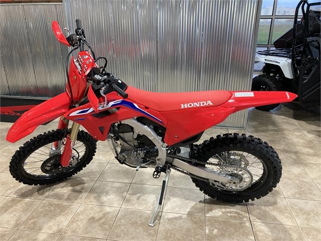 2021 Honda CRF 450RX at Kent Motorsports, New Braunfels, TX 78130