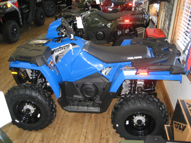 2019 Polaris Sportsman 570 Base at Fort Fremont Marine, Fremont, WI 54940