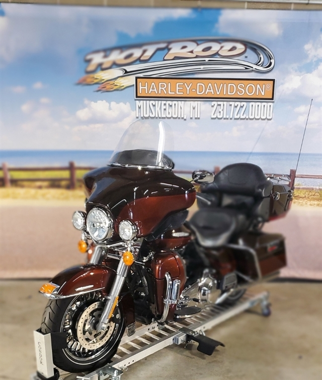 2011 Harley-Davidson Electra Glide Ultra Limited at Hot Rod Harley-Davidson